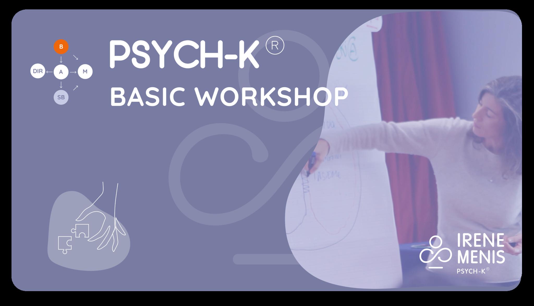 Basic Workshop PSYCH-K® – Bucarest (Romania) – English